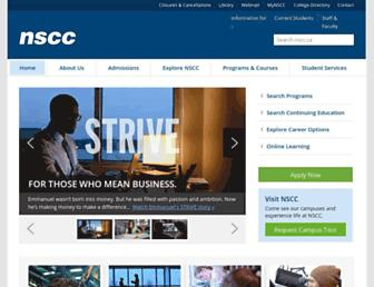 Thumbshot of Nscc.ca