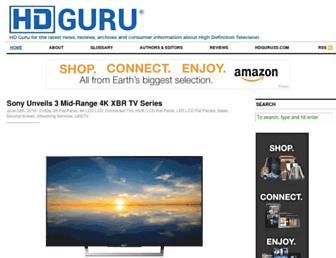 Thumbshot of Hdguru.com