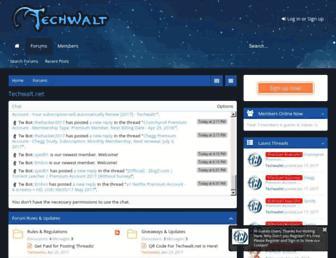 techwalt.net screenshot