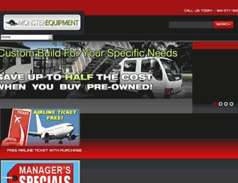 centecequipment.com screenshot