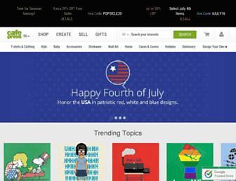 Thumbshot of Cafepress.com