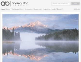 Thumbshot of Adamburtonphotography.com