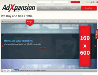 Thumbshot of Adxpansion.com