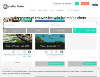 leglobetrotteur.fr screenshot