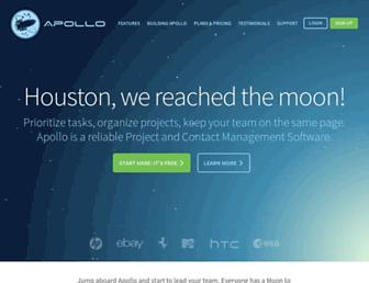 Thumbshot of Apollohq.com