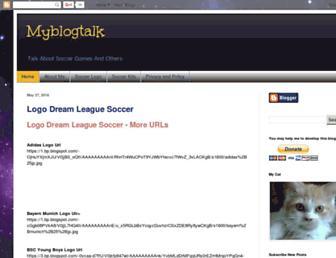 my-blog-talk.blogspot.com screenshot