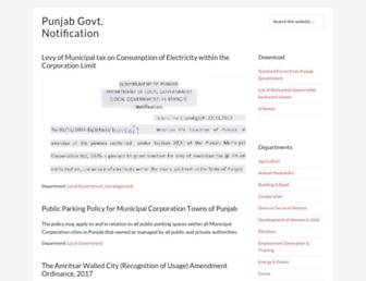 punjabxp.com screenshot