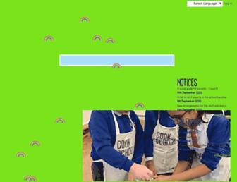berkeleyprimary.co.uk screenshot