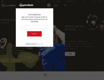 Thumbshot of Taylormadegolf.com