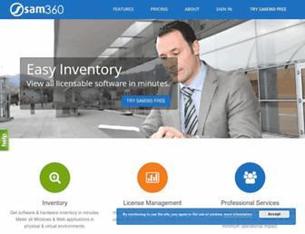 sam360.com screenshot