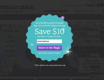 Thumbshot of Magiccabin.com