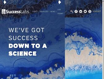 mysuccesslab.com screenshot