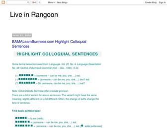 liveinrangoon.blogspot.com screenshot