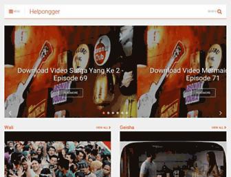 helpongger.blogspot.com screenshot