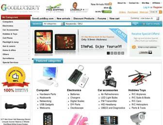 goodluckbuy.com screenshot
