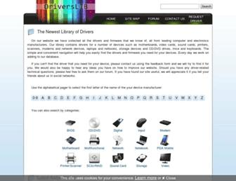 driverslib.com screenshot