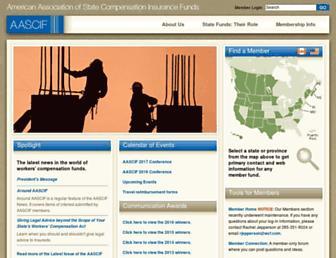 aascif.org screenshot