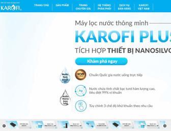 karofi.com screenshot