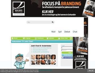 dk.worldsbiggestchat.com screenshot