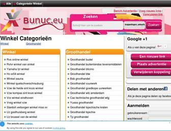 winkel.bunuc.eu screenshot