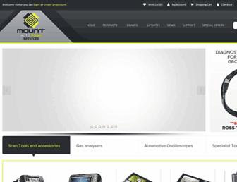 autoequipment.com.au screenshot