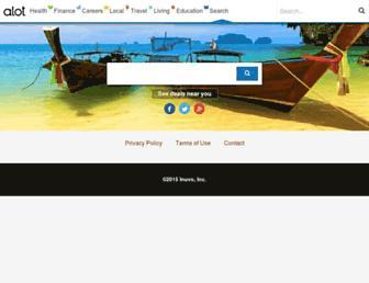 alothome.com screenshot