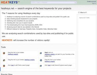 heatkeys.net screenshot