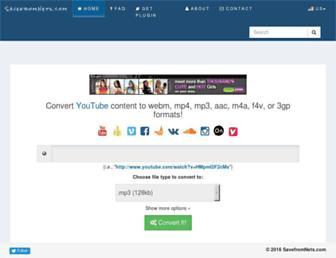 savefromnets.com screenshot