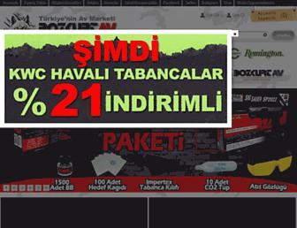 bozkurtav.com screenshot