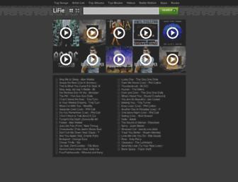 lifie.org screenshot