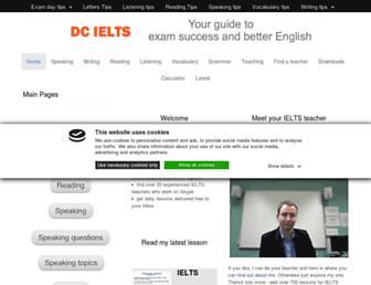 Thumbshot of Dcielts.com