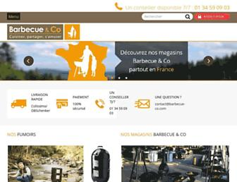 barbecue-co.com screenshot