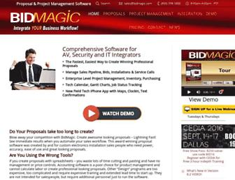 bidmagic.com screenshot