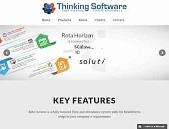 thinking-software.com screenshot