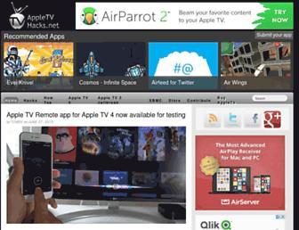 Thumbshot of Appletvhacks.net