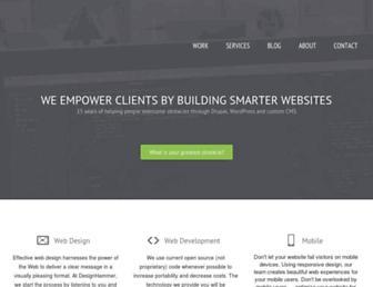 Thumbshot of Designhammer.com