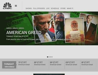 Thumbshot of Cnbcprime.com