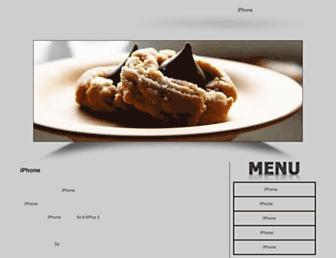 Main page screenshot of doremixy.net