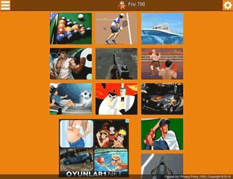 friv700.com screenshot