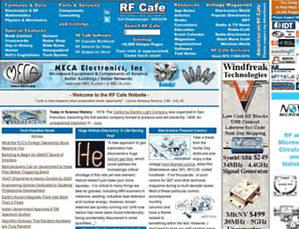 rfcafe.com screenshot