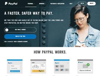 Thumbshot of Paypal.com.au