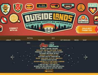 Thumbshot of Sfoutsidelands.com