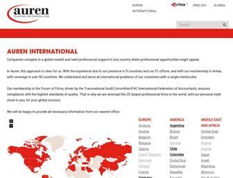 auren.com screenshot