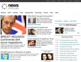 Thumbshot of News.com.au