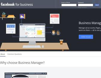 business.facebook.com screenshot