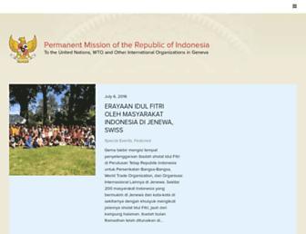 mission-indonesia.org screenshot