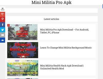 minimilitiaproapk.com screenshot