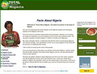 total-facts-about-nigeria.com screenshot