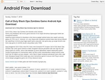 apkandappallfree.blogspot.com screenshot