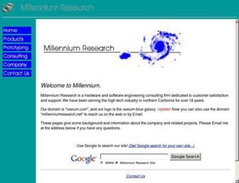 cesium.com screenshot
